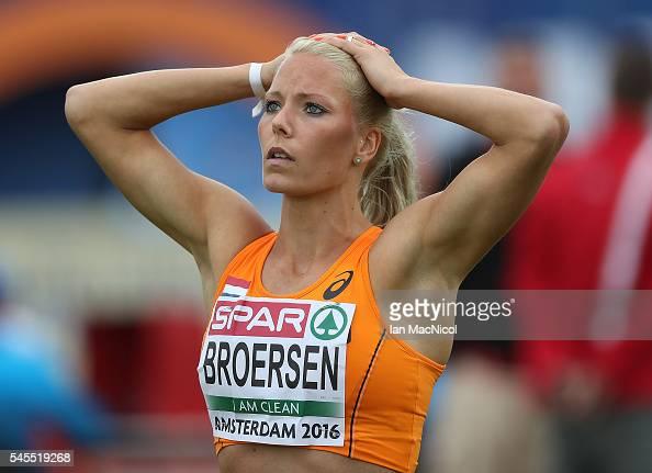 Nadine Broersen naked 662