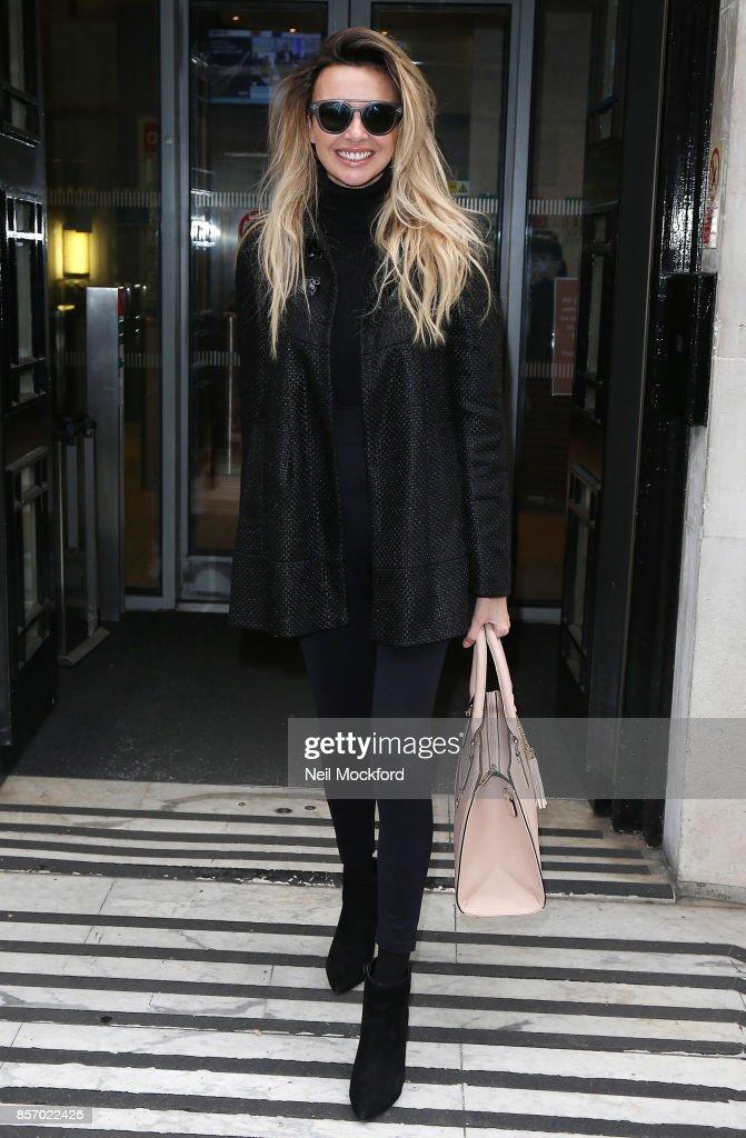 London Celebrity Sightings -  October 03, 2017