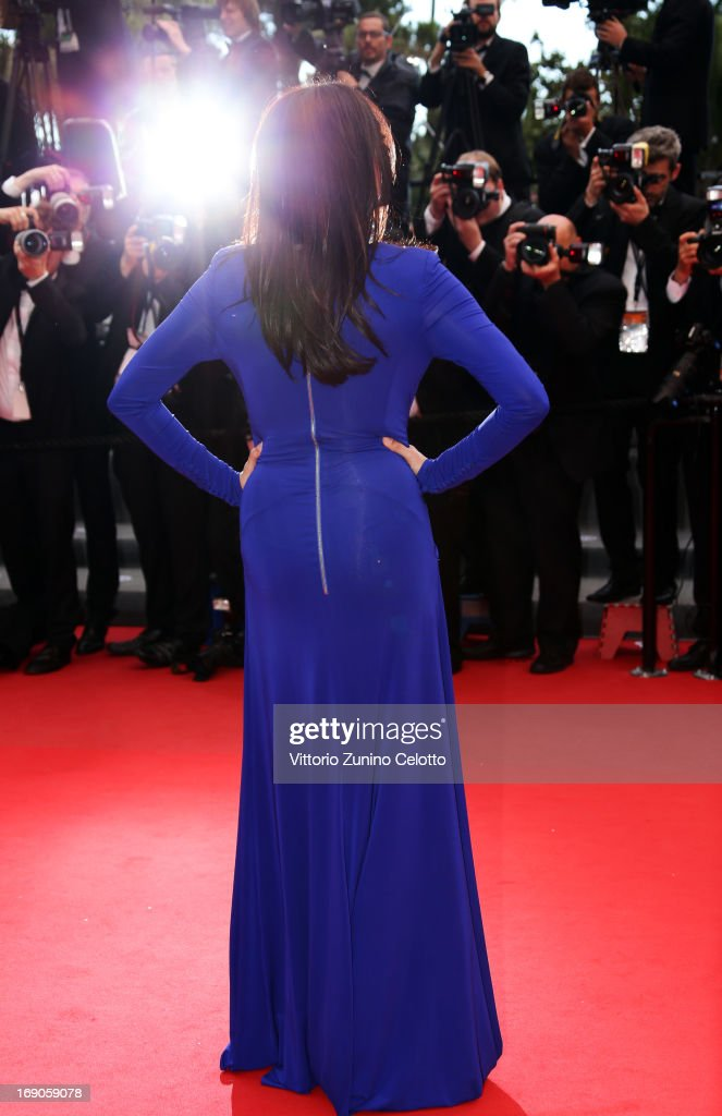 Nadine Labaki attends 'Inside Llewyn Davis' Premiere during the 66th Annual Cannes Film Festival at Palais des Festivals on May 19, 2013 in Cannes, France.