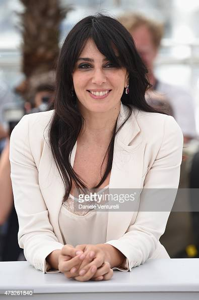Nadine Labaki attends the Jury Un Certain Regard photocall during the 68th annual Cannes Film Festival on May 14 2015 in Cannes France
