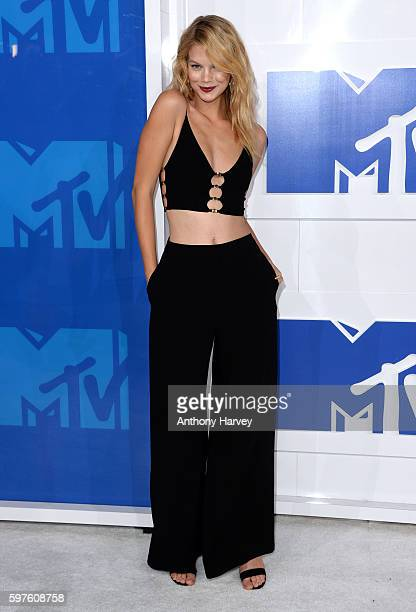Nadine Leopold attends the 2016 MTV Video Music Awards at Madison Square Garden on August 28 2016 in New York City