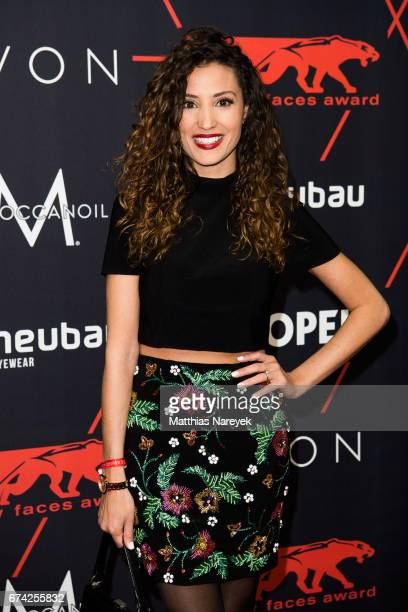 Nadine Menz attends the New Faces Award Film at Haus Ungarn on April 27 2017 in Berlin Germany