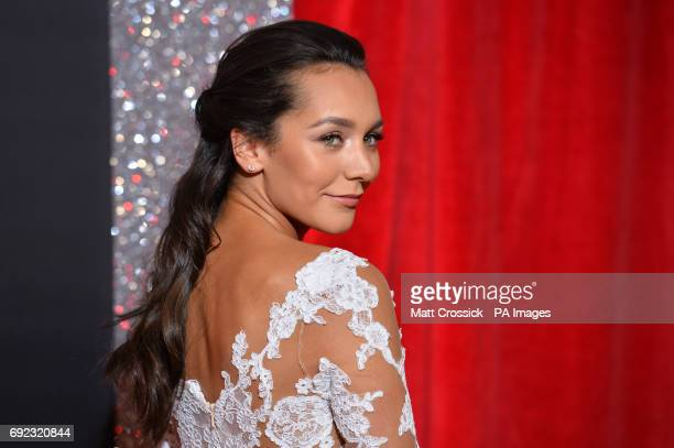 Nadine Rose Mulkerrin attending the British Soap Awards 2017 at The Lowry Salford Manchester PRESS ASSOCIATION Photo Picture date Saturday 3 June...