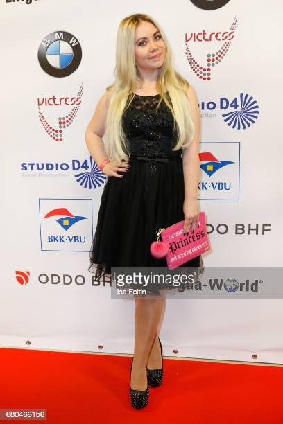 Nadine Trompka attends the Victress Awards Gala on May 8 2017 in Berlin Germany