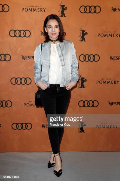 Nadine Warmuth attebds the Audi Berlinale Brunch during the 67th Berlinale International Film Festival on February 12 2017 in Berlin Germany
