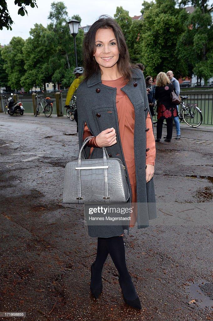 Nadine Warmuth attends the Audi Director's Cut during the Munich Film Festival 2013 on June 29, 2013 in Munich, Germany.
