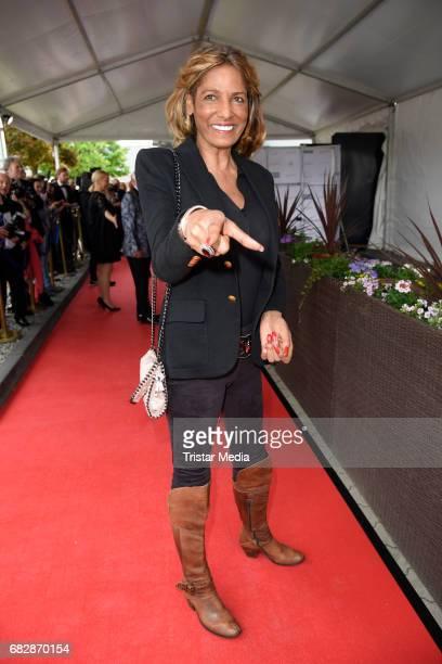 Nadja abd el Farrag attends the 'Goldene Sonne 2017' Award by SonnenklarTV on May 13 2017 in Kalkar Germany
