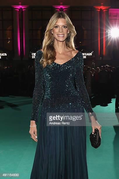Nadja Schildknecht attends the Award Night during the Zurich Film Festival on October 3 2015 in Zurich Switzerland