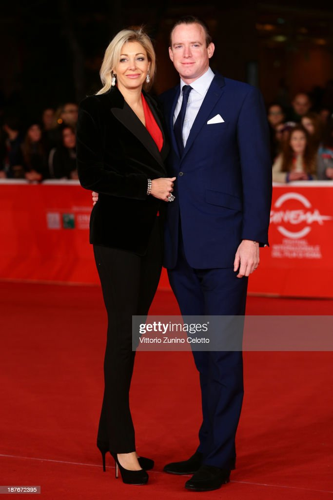 Nadja Swarovski and and Rupert Adams attend 'Romeo And Juliet' Premiere during The 8th Rome Film Festival at Auditorium Parco Della Musica on November 11, 2013 in Rome, Italy.