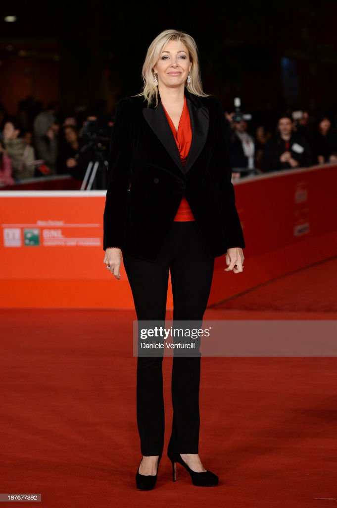 <a gi-track='captionPersonalityLinkClicked' href=/galleries/search?phrase=Nadja+Swarovski&family=editorial&specificpeople=653118 ng-click='$event.stopPropagation()'>Nadja Swarovski</a> attend 'Romeo And Juliet' Premiere during The 8th Rome Film Festival on November 11, 2013 in Rome, Italy.