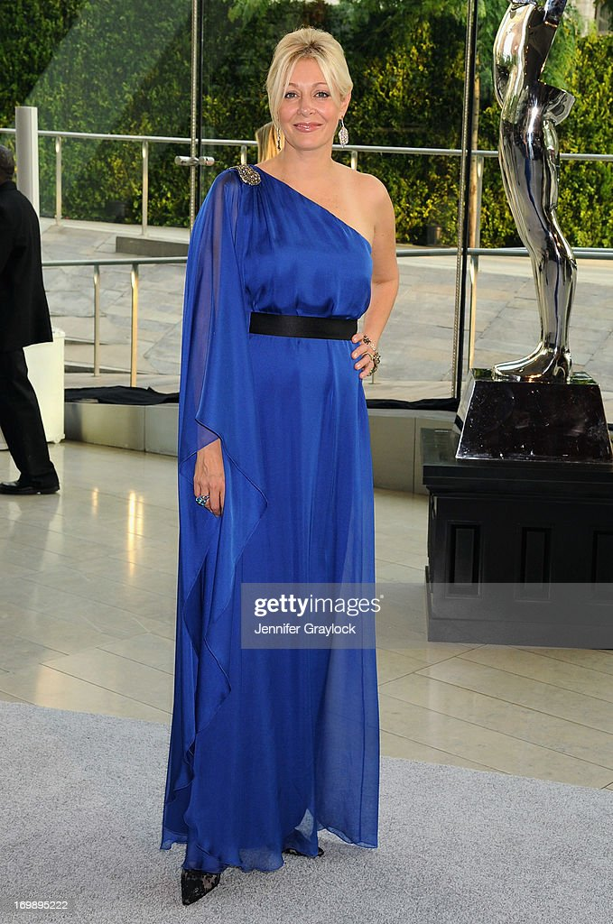 <a gi-track='captionPersonalityLinkClicked' href=/galleries/search?phrase=Nadja+Swarovski&family=editorial&specificpeople=653118 ng-click='$event.stopPropagation()'>Nadja Swarovski</a> attends 2013 CFDA FASHION AWARDS underwritten by Swarovski at Lincoln Center on June 3, 2013 in New York City.