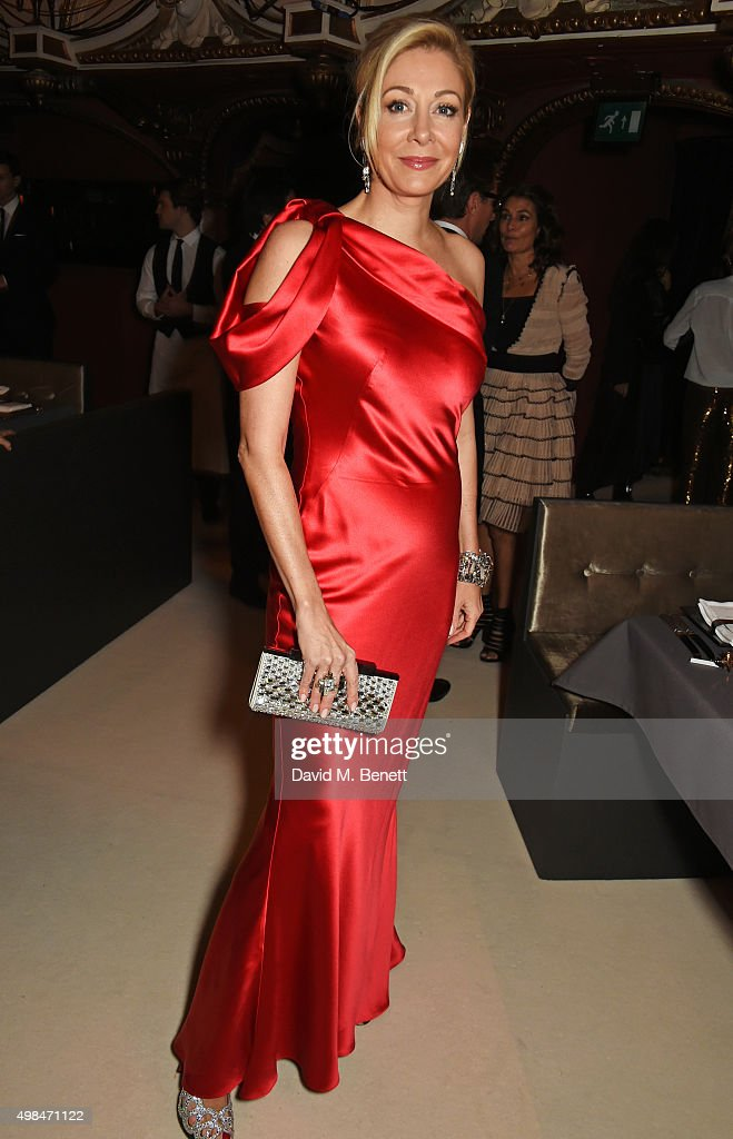 <a gi-track='captionPersonalityLinkClicked' href=/galleries/search?phrase=Nadja+Swarovski&family=editorial&specificpeople=653118 ng-click='$event.stopPropagation()'>Nadja Swarovski</a> attends a drinks reception at the British Fashion Awards in partnership with Swarovski at the London Coliseum on November 23, 2015 in London, England.