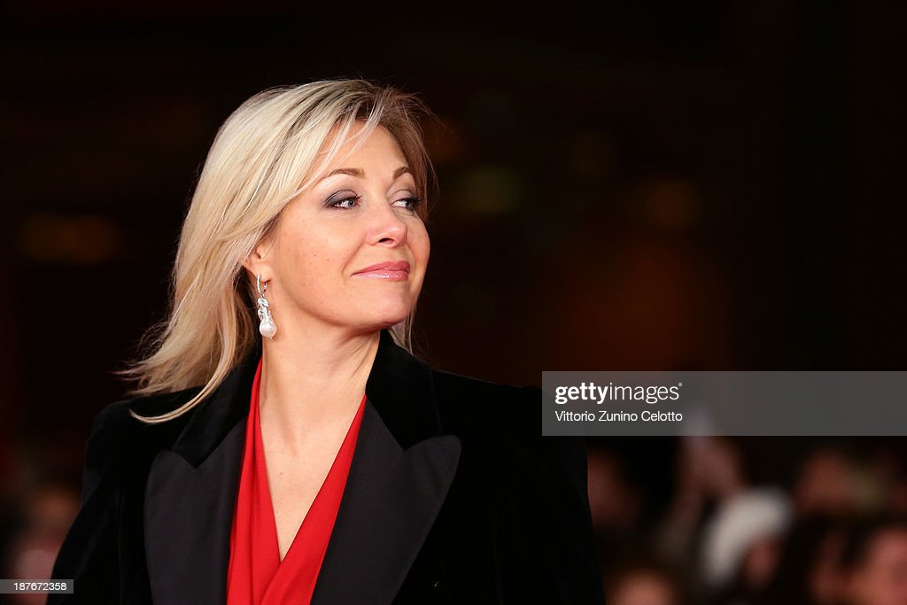 Nadja Swarovski attends 'Romeo And Juliet' Premiere during The 8th Rome Film Festival at Auditorium Parco Della Musica on November 11, 2013 in Rome, Italy.