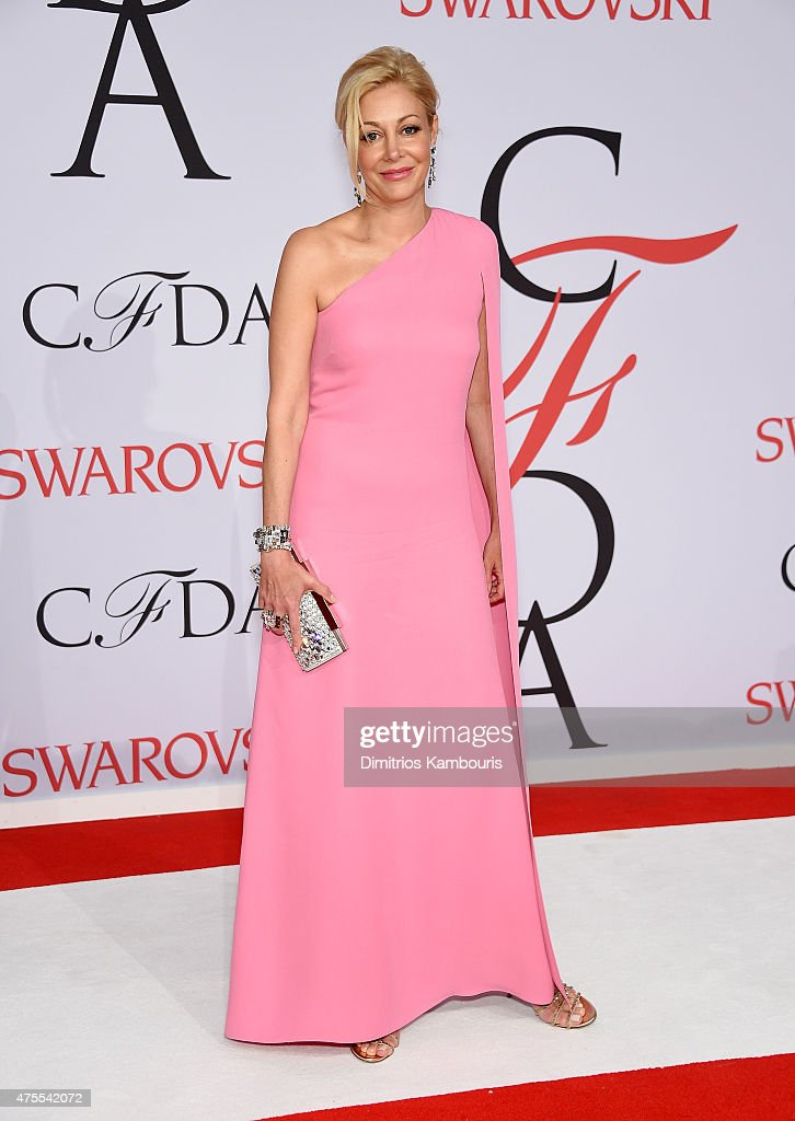 <a gi-track='captionPersonalityLinkClicked' href=/galleries/search?phrase=Nadja+Swarovski&family=editorial&specificpeople=653118 ng-click='$event.stopPropagation()'>Nadja Swarovski</a> attends the 2015 CFDA Fashion Awards at Alice Tully Hall at Lincoln Center on June 1, 2015 in New York City.