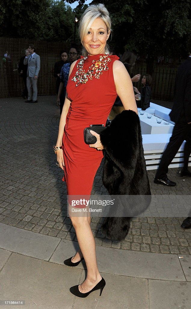 Nadja Swarovski attends the annual Serpentine Gallery Summer Party co-hosted by L'Wren Scott at The Serpentine Gallery on June 26, 2013 in London, England.