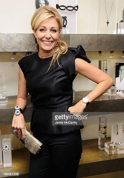Nadja Swarovski attends the Atelier Swarovski AW'10 NY store launch at Swarovski Boutique on November 2 2010 in New York City