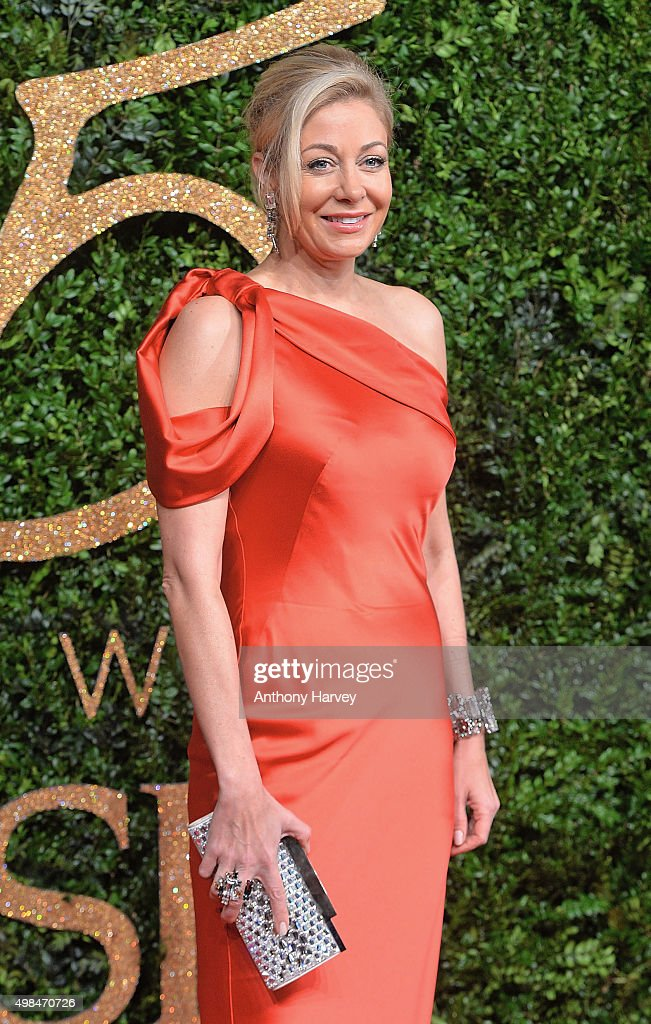 <a gi-track='captionPersonalityLinkClicked' href=/galleries/search?phrase=Nadja+Swarovski&family=editorial&specificpeople=653118 ng-click='$event.stopPropagation()'>Nadja Swarovski</a> attends the British Fashion Awards 2015 at London Coliseum on November 23, 2015 in London, England.