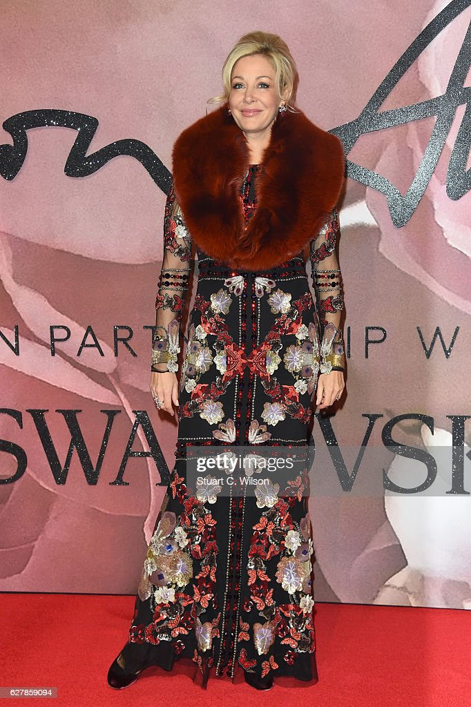 Nadja Swarovski attends The Fashion Awards 2016 on December 5, 2016 in London, United Kingdom.