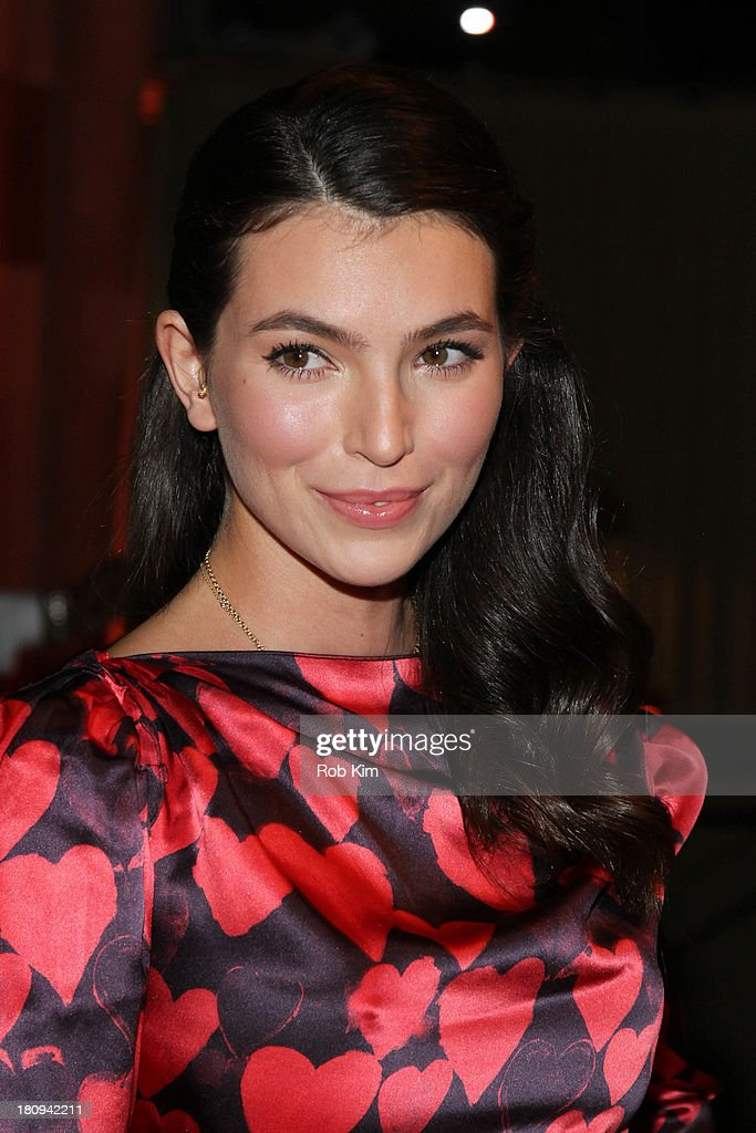 Nadya Nepomnyashaya attends New Yorkers For Children Presents 14th Annual Fall Gala benefiting youth in foster care at Cipriani 42nd Street on September 17, 2013 in New York City.