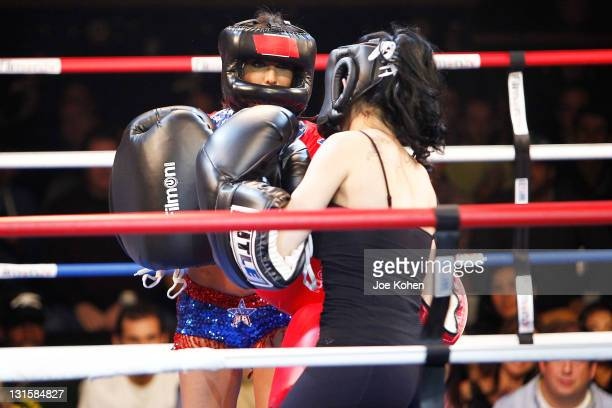 Farrah Abraham: Replaced in Celebrity Boxing Match ...
