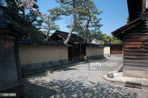 Naga-machi Bukeyashiki, Kanazawa, Ishikawa, Japan