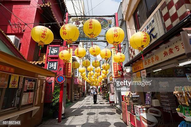長崎日本のチャイナタウン