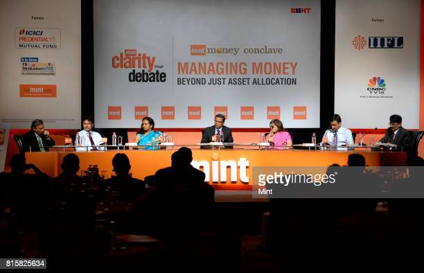 S Nagnath President and CIO at DSP Black Rock Investments Nilesh Shah Deputy MD of ICICI Prudencial Mutual Fund Renuka Ramnath Founder and MD of...