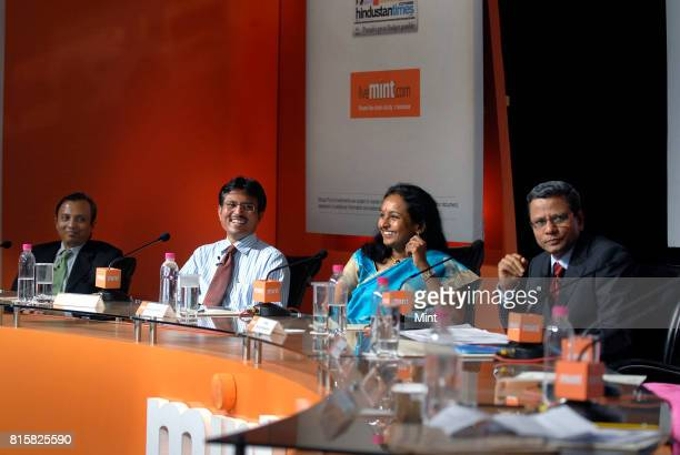 S Nagnath President and CIO of DSP Black Rock Investments Nilesh Shah Deputy MD of ICICI Prudencial Mutual Fund Renuka Ramnath Founder and MD of...