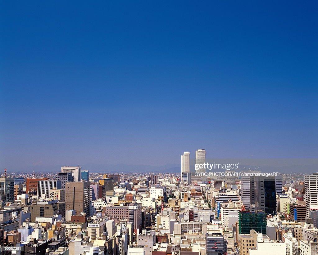 Nagoya city, Aichi Prefecture, Honshu, Japan