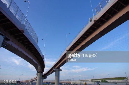 Nagoya expressway and Ise Wangan expressway