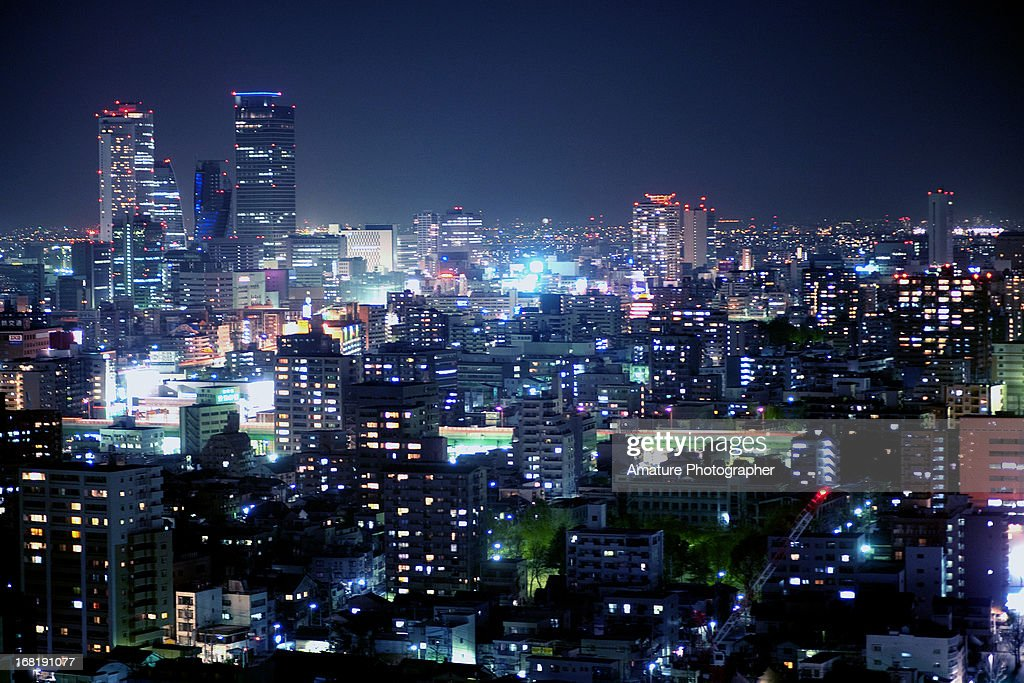 Nagoya night