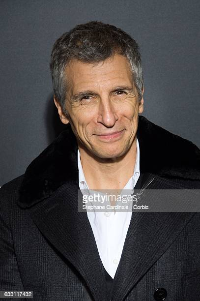 Nagui attends the 22nd Lumieres Award Ceremony at Theatre de La Madeleine on January 30 2017 in Paris France