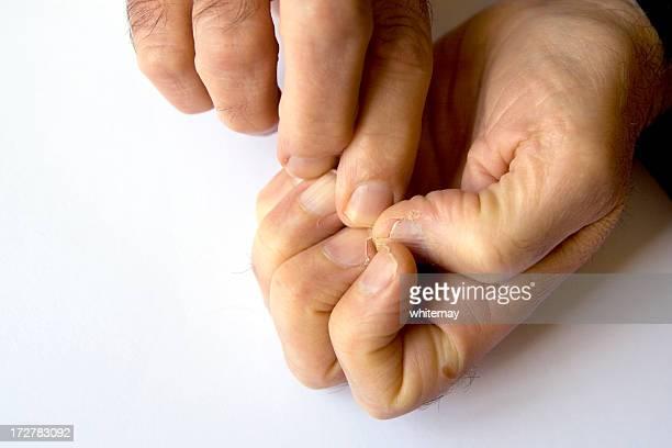Nail picker