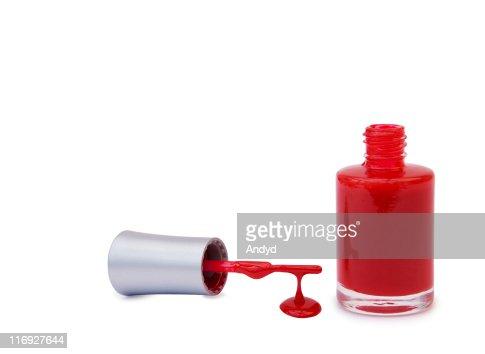 fingernagel lackieren