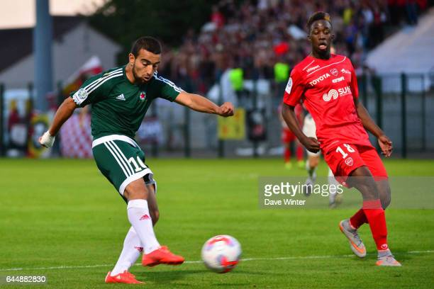 Naim SLITI Red Star / Valenciennes 5eme journee de Ligue 2 Photo Dave Winter / Icon Sport