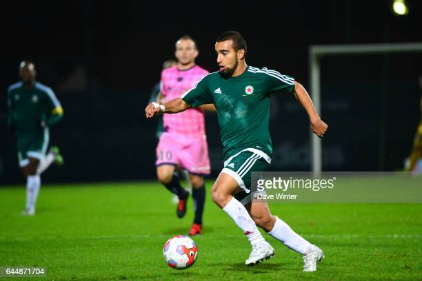 Naim SLITI Red Star / Clermont 13eme journee de Ligue 2 Photo Dave Winter / Icon Sport
