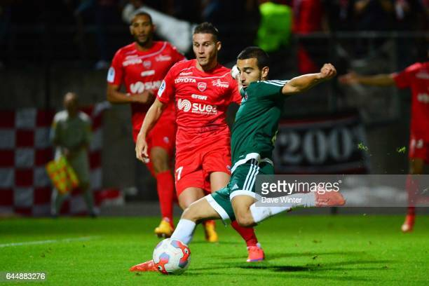 Naim SLITI / Loris NERY Red Star / Valenciennes 5eme journee de Ligue 2 Photo Dave Winter / Icon Sport