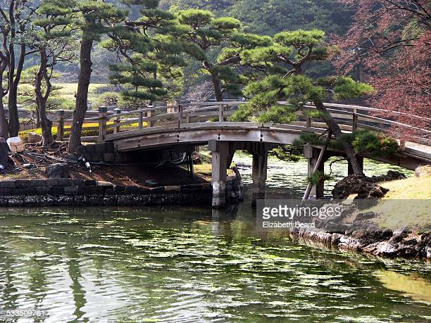 Nakajima bashi bridge, Detached Imperial Garden