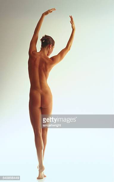 Naked Ballet Dancer 23