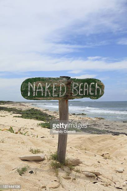 Naked Beach, Cozumel, Mexico