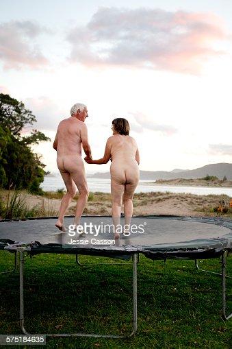 Nude Teen On Trampolin 120