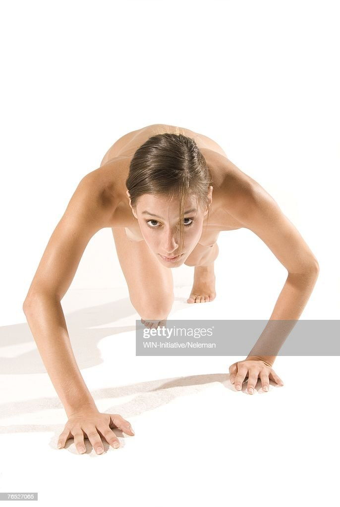 Woman Crawling 61