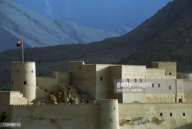 Nakhl Fort Oman
