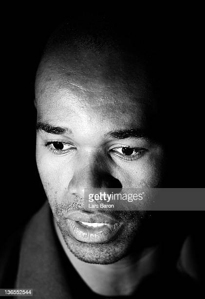 Naldo speaks to the media during day five of Werder Bremen training camp on January 7 2012 in Belek Turkey