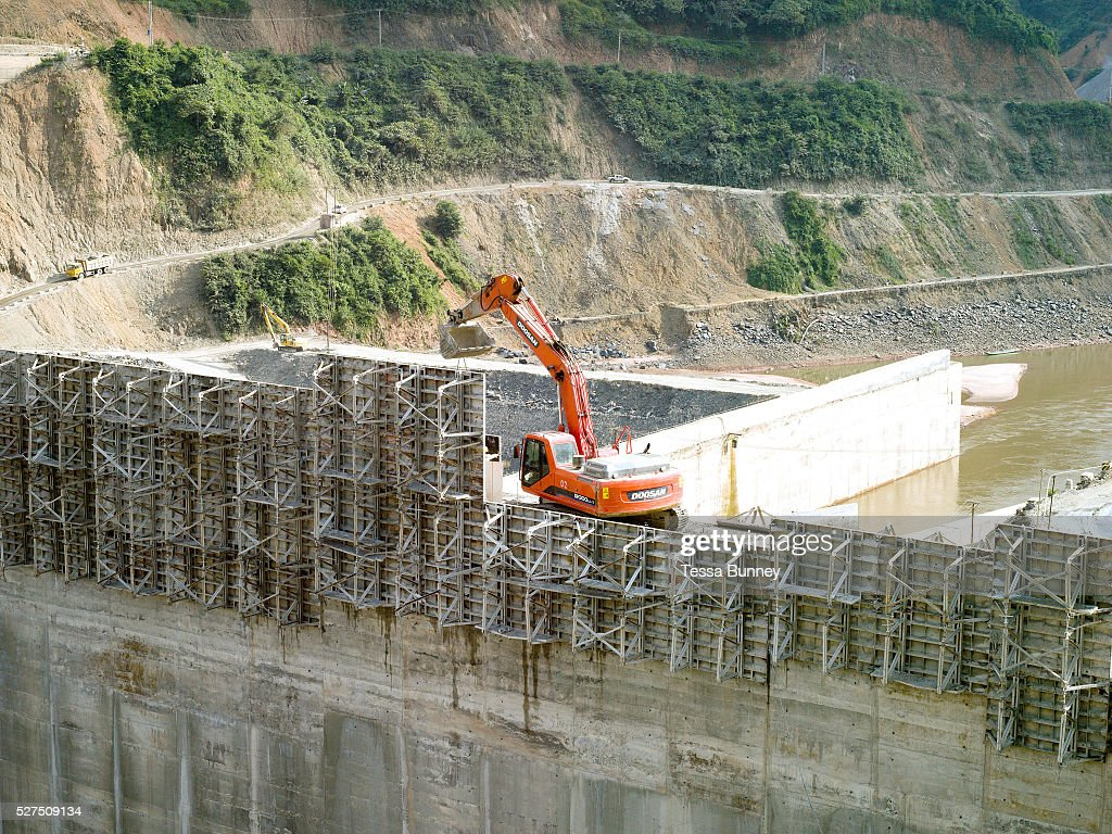 Laos hydropower dam gallery diagram writing sample ideas and guide lao pdr rural life nam ou cascade hydropower project dam 5 nam ou cascade hydropower project sciox Images