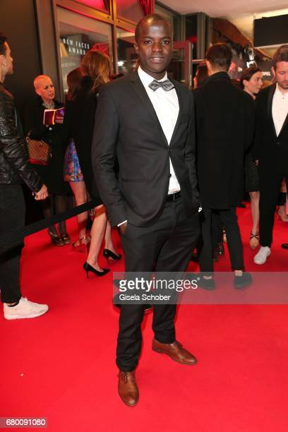 Nama Traore during the New Faces Award Film at Haus Ungarn on April 27 2017 in Berlin Germany