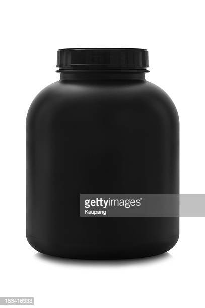 Nameless Black Canister