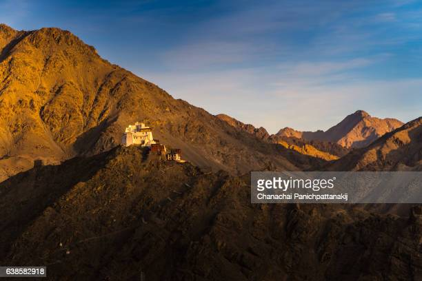 Namgyal Tsemo gompa from Leh district, Ladakh, India