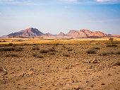 Namib Desert, near Tropic of Capricorn, Sossusvlei, Namibia