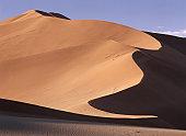 Namibia, Namib Desert, Sossusvlei, sand dunes